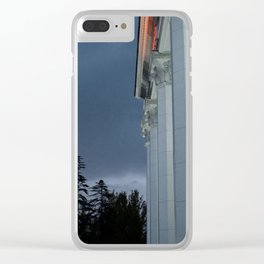 Colossal Clear iPhone Case