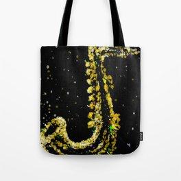 space sax Tote Bag