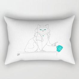 Your Opinion Rectangular Pillow
