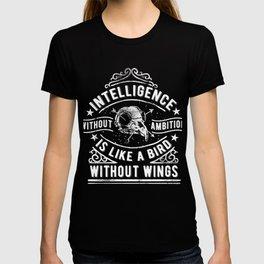 Intelligence Without Ambition T-shirt