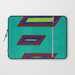 Transcendental Planes Laptop Sleeve