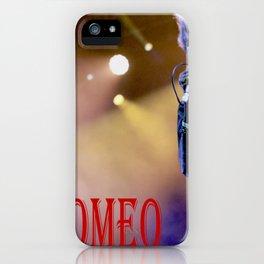 Max Romeo Rototom Sunsplash 2016 1 iPhone Case