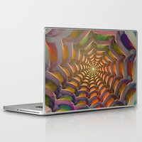 stargate Laptop & iPad Skins featuring Stargate by Klara Acel