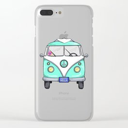 Hella Clear iPhone Case