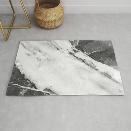Titan River Black Rug