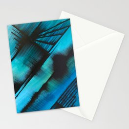 Diagonals (1) Stationery Cards