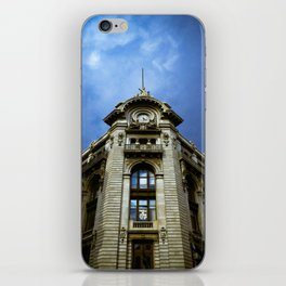 Mexican building iPhone Skin