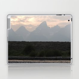 Grand Tetons by the Snake River Laptop & iPad Skin