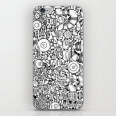 Contraptions 1 iPhone Skin