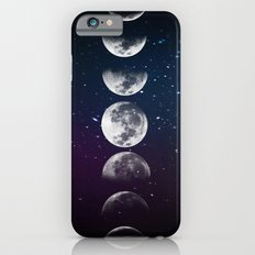 Phases of the Moon Slim Case iPhone 6