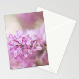 The most important thing is to bloom Stationery Cards