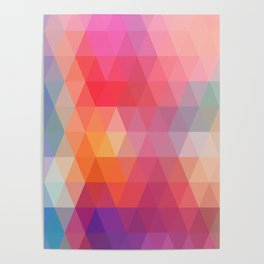 TESSELLATING A Poster