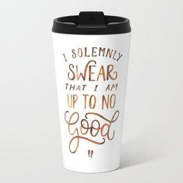 I Solemnly Swear Travel Mug