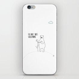 Purpose iPhone Skin