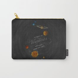 Wanderers - Carl Sagan Carry-All Pouch