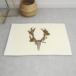 The Red Stag Rug