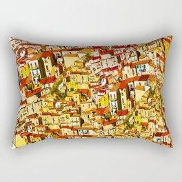 Look Closely Rectangular Pillow