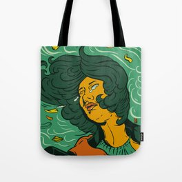 Early Spring Breeze Tote Bag
