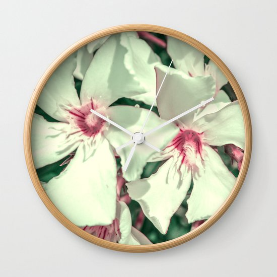Summer Fresh Wall Clock