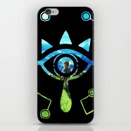 Hyrule [Breath of the Wild] iPhone Skin