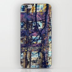 Cracow architecture iPhone & iPod Skin