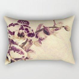 Orchids 2 Rectangular Pillow