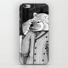 Panda Noir iPhone & iPod Skin