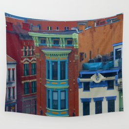 Vine Street, Over-the-Rhine Wall Tapestry