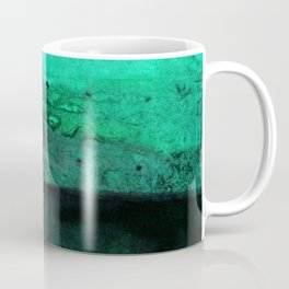 Ancient Life No.2A by Kathy Morton Stanion Coffee Mug