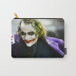 The Joker (TDK) Digital Painting  Carry-All Pouch