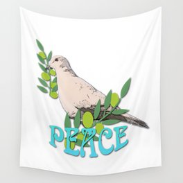 PeaceDove Wall Tapestry
