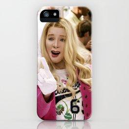 The whitey, iPhone Case