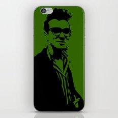 Morrisey iPhone & iPod Skin