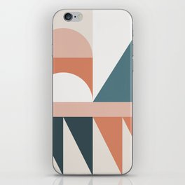 Cirque 03 Abstract Geometric iPhone Skin