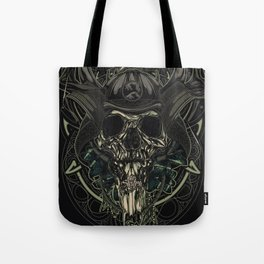 Man From Nowhere Tote Bag