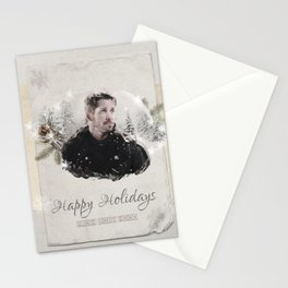 OUAT HAPPY HOLIDAYS // Robin Hood Stationery Cards