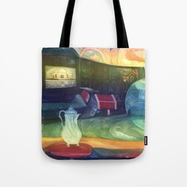 Inside Out and Outside In Tote Bag