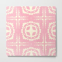 sayulita, pink Metal Print