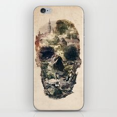 Skull Town iPhone & iPod Skin