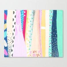 Dresses Canvas Print