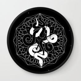 Neverending story Wall Clock