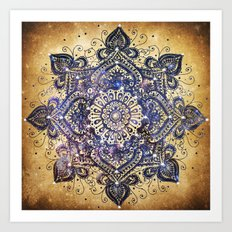 Gypsy Magic Art Print