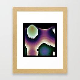 Pics Framed Art Print