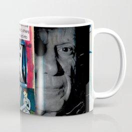 Picasso Through the Door Coffee Mug