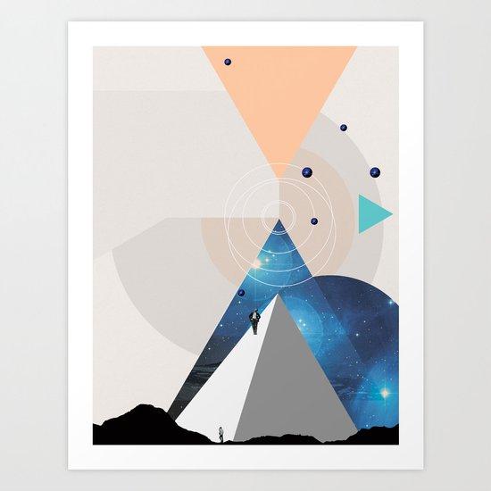 Future Of The Past Art Print