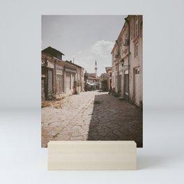 SKOPJE VI Mini Art Print