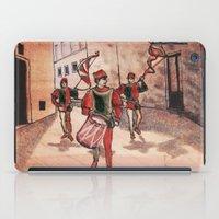 drum iPad Cases featuring Drum by Sarah Larguier