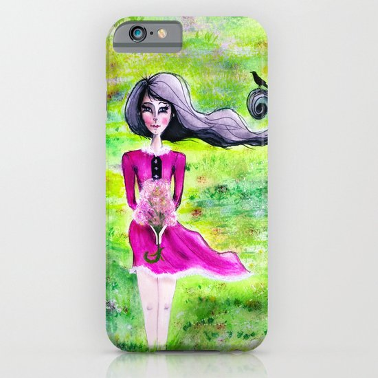 Breeze Driftin' On By... iPhone & iPod Case