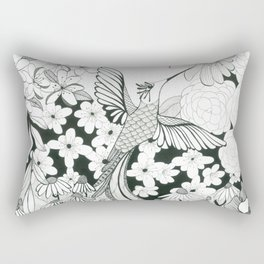 Bird 2 Rectangular Pillow