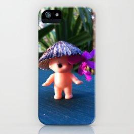 Opii Bebe iPhone Case
